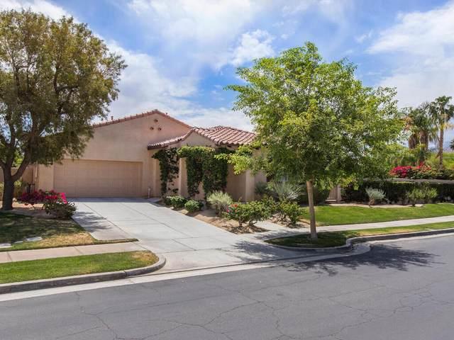 79715 Mira Flores Boulevard, La Quinta, CA 92253 (MLS #219061530) :: The John Jay Group - Bennion Deville Homes