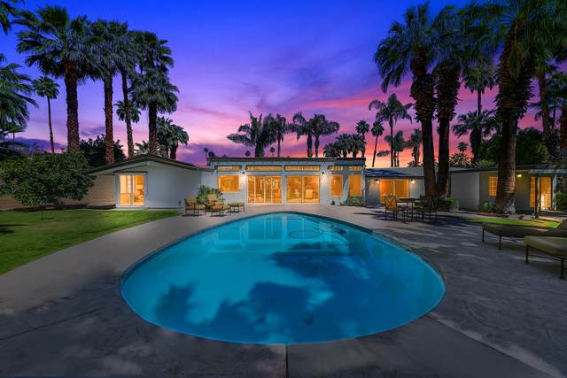 72287 Magnesia Falls Drive, Rancho Mirage, CA 92270 (MLS #219061543) :: The John Jay Group - Bennion Deville Homes
