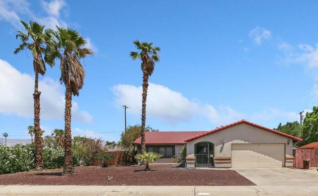 2088 N Cerritos Drive, Palm Springs, CA 92262 (MLS #219061554) :: The John Jay Group - Bennion Deville Homes