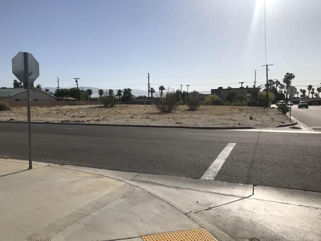 0 Rancho Vista Drive, Cathedral City, CA 92234 (MLS #219061574) :: The John Jay Group - Bennion Deville Homes