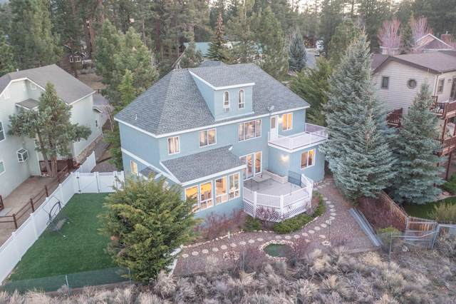 111 Marina Point Drive, Big Bear Lake, CA 92315 (MLS #219061579) :: Hacienda Agency Inc