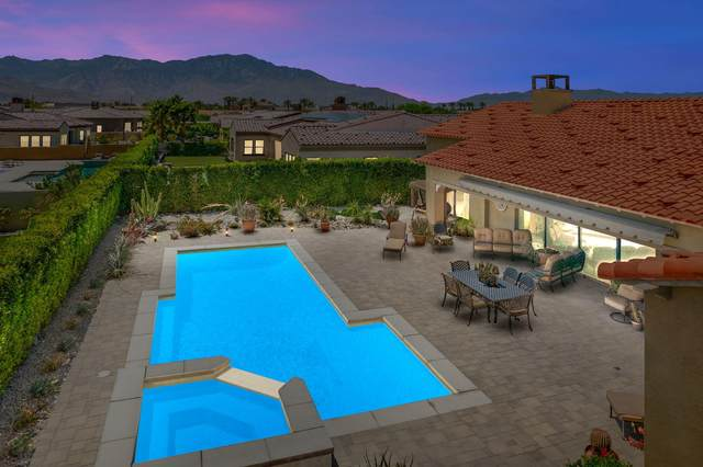 16 Alicante Circle, Rancho Mirage, CA 92270 (MLS #219061592) :: The John Jay Group - Bennion Deville Homes
