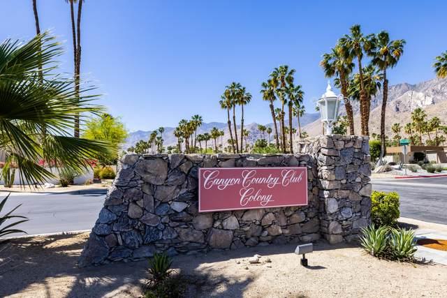2250 S Calle Palo Fierro, Palm Springs, CA 92264 (MLS #219061593) :: The John Jay Group - Bennion Deville Homes