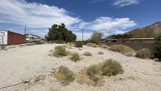 Lot 200 Oreana Avenue, Palm Springs, CA 92262 (MLS #219061599) :: The John Jay Group - Bennion Deville Homes