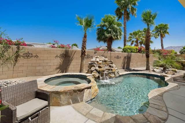 61230 Talea Drive, La Quinta, CA 92253 (MLS #219061612) :: The John Jay Group - Bennion Deville Homes