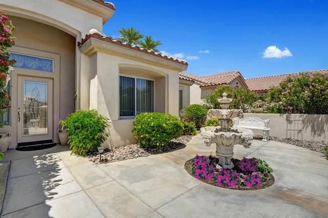 36101 Palomino Way, Palm Desert, CA 92211 (MLS #219061622) :: The John Jay Group - Bennion Deville Homes