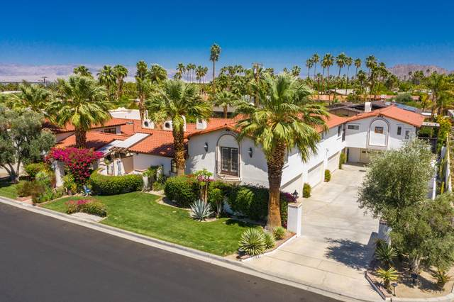 45550 Ocotillo Drive, Palm Desert, CA 92260 (MLS #219061624) :: The John Jay Group - Bennion Deville Homes