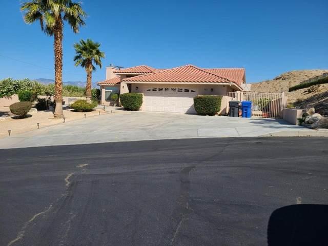 12055 Highland Avenue, Desert Hot Springs, CA 92240 (#219061644) :: The Pratt Group