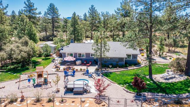 60986 Devils Ladder Road, Mountain Center, CA 92561 (MLS #219061652) :: The Jelmberg Team