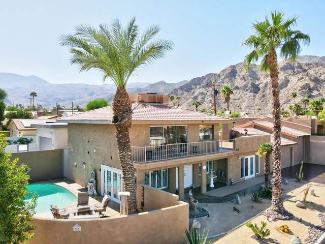 53501 Avenida Diaz, La Quinta, CA 92253 (MLS #219061703) :: The Jelmberg Team