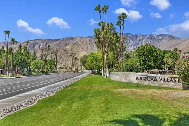 2820 N Arcadia Court #109, Palm Springs, CA 92262 (MLS #219061708) :: KUD Properties
