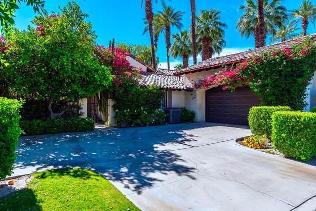 8 Calle Vega, Rancho Mirage, CA 92270 (MLS #219061713) :: Zwemmer Realty Group