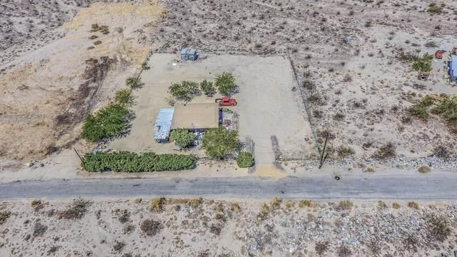 26825 Dollar Road, Desert Hot Springs, CA 92241 (MLS #219061727) :: The Jelmberg Team