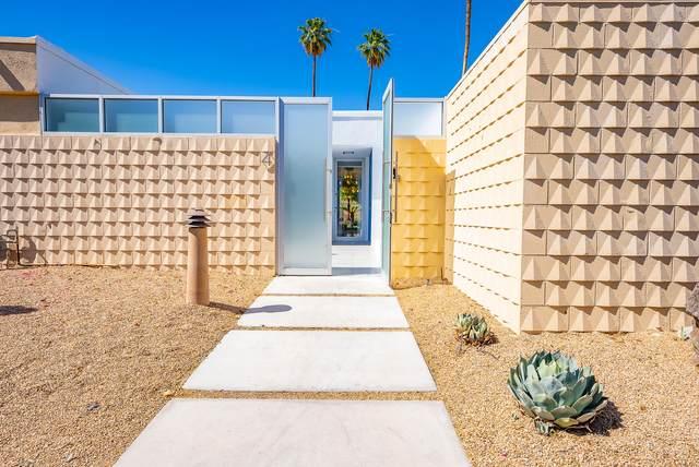 4 Desert Lakes Drive, Palm Springs, CA 92264 (MLS #219061748) :: Desert Area Homes For Sale