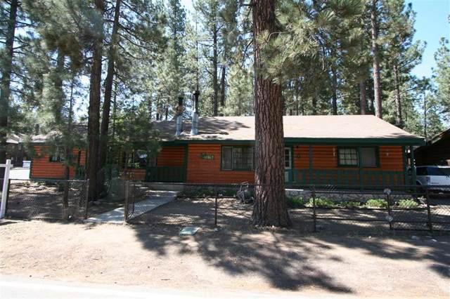 41869 Brownie Lane, Big Bear Lake, CA 92315 (MLS #219061755) :: The John Jay Group - Bennion Deville Homes
