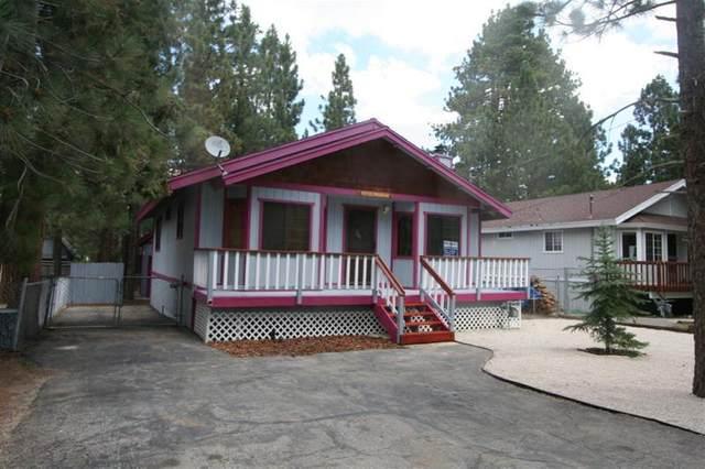 617 E Meadow Lane, Big Bear City, CA 92314 (MLS #219061756) :: The John Jay Group - Bennion Deville Homes