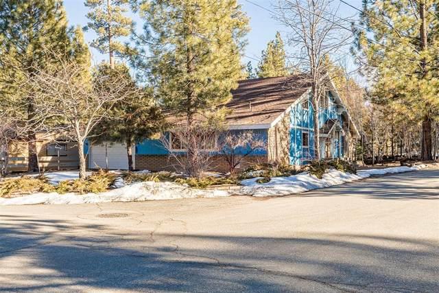 229 Oriole Drive, Big Bear Lake, CA 92315 (MLS #219061760) :: The John Jay Group - Bennion Deville Homes