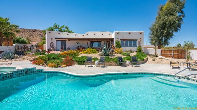 6976 Sherman Road, 29 Palms, CA 92277 (MLS #219061815) :: Zwemmer Realty Group