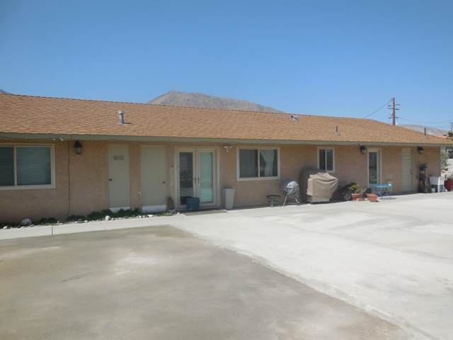 53575 Penland Road, Whitewater, CA 92282 (MLS #219061894) :: The John Jay Group - Bennion Deville Homes