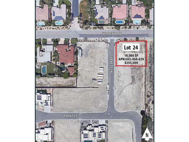 024 Garnett Court, Rancho Mirage, CA 92270 (MLS #219061923) :: The Jelmberg Team