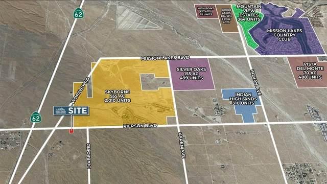 0 Pierson Blvd & Falcon Dr, Desert Hot Springs, CA 92240 (#219061933) :: The Pratt Group