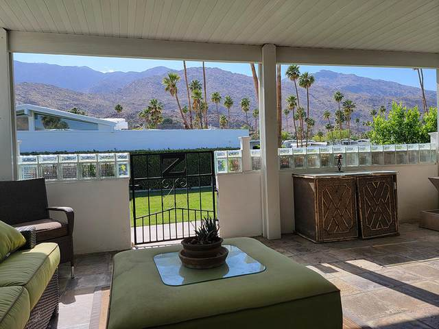2411 S Calle Palo Fierro, Palm Springs, CA 92264 (MLS #219061941) :: The Jelmberg Team