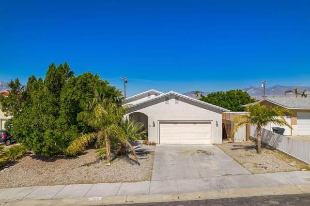 11183 Pomelo Drive, Desert Hot Springs, CA 92240 (#219061945) :: The Pratt Group