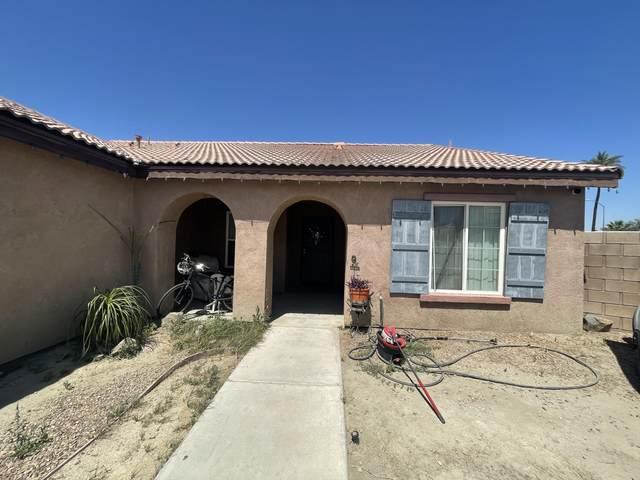 83390 La Costa Avenue, Coachella, CA 92236 (MLS #219061961) :: The Jelmberg Team