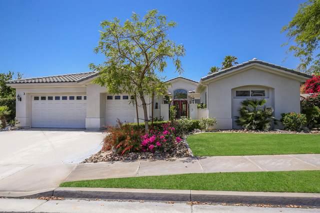 3 Trafalgar, Rancho Mirage, CA 92270 (MLS #219061982) :: The Jelmberg Team