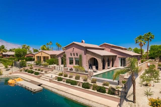 78 Via Santo Tomas, Rancho Mirage, CA 92270 (MLS #219062002) :: The Jelmberg Team