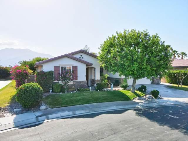 159 Via Siena, Rancho Mirage, CA 92270 (MLS #219062004) :: The Jelmberg Team