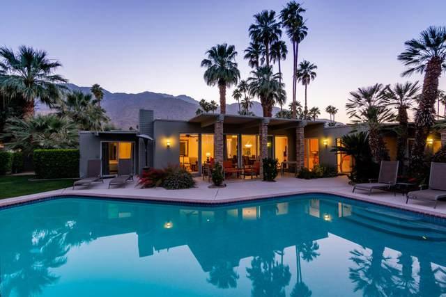 2370 S Alhambra Drive, Palm Springs, CA 92264 (MLS #219062038) :: The Sandi Phillips Team