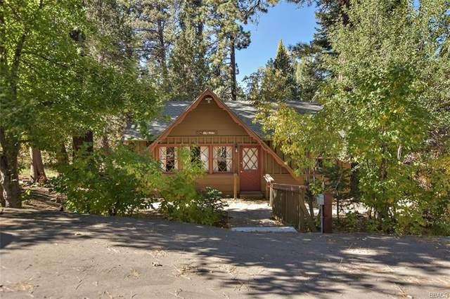 43445 Bow Canyon Road, Big Bear Lake, CA 92315 (MLS #219062046) :: The Sandi Phillips Team