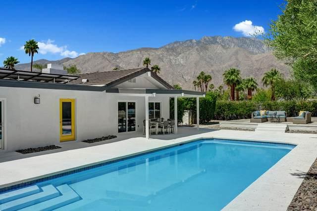 1022 E El Escudero, Palm Springs, CA 92262 (MLS #219062053) :: Brad Schmett Real Estate Group