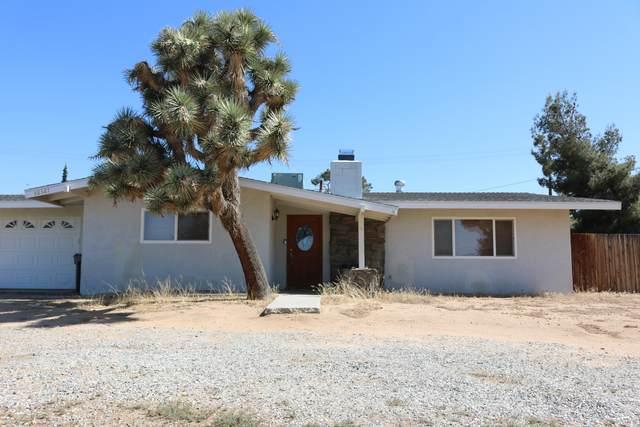 58381 Bonanza Drive, Yucca Valley, CA 92284 (MLS #219062071) :: The Sandi Phillips Team