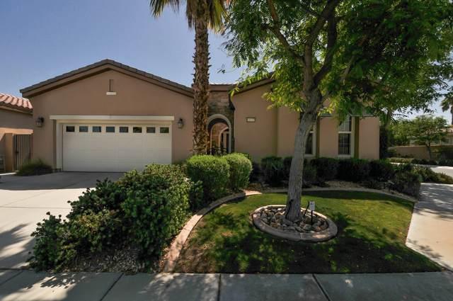61120 Talea Drive, La Quinta, CA 92253 (MLS #219062074) :: The Sandi Phillips Team