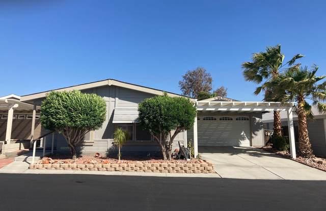 69252 Dillon Road #24, Desert Hot Springs, CA 92241 (#219062097) :: The Pratt Group