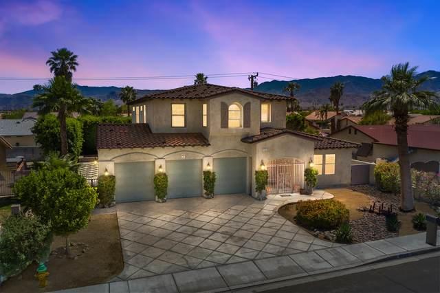 69385 Mccallum Way, Cathedral City, CA 92234 (MLS #219062136) :: KUD Properties