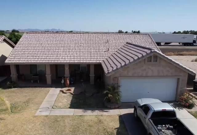 2240 Hidden Spg, Blythe, CA 92225 (MLS #219062205) :: KUD Properties