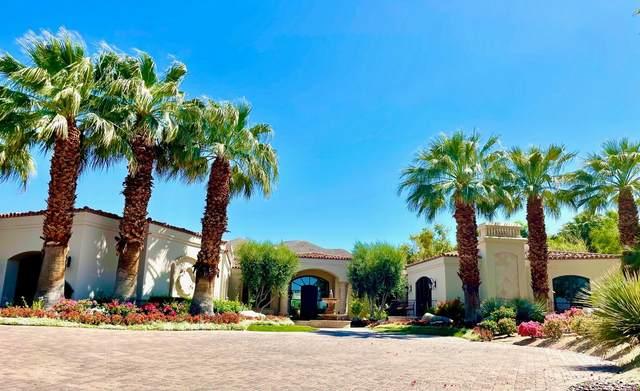 307 Canyon Drive, Palm Desert, CA 92260 (MLS #219062253) :: The Sandi Phillips Team