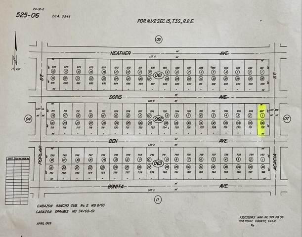 36 Ben Avenue, Cabazon, CA 92230 (#219062357) :: The Pratt Group