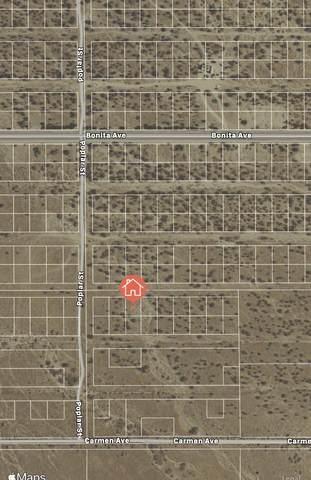 7 Ilyse Avenue, Cabazon, CA 92230 (#219062358) :: The Pratt Group
