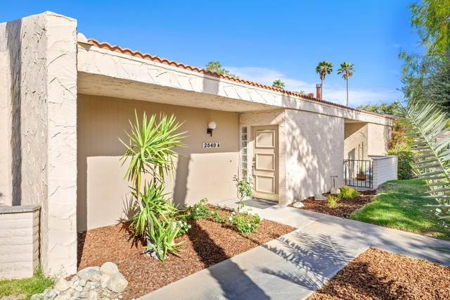 2540 Whitewater Club Drive #A, Palm Springs, CA 92262 (MLS #219062445) :: KUD Properties