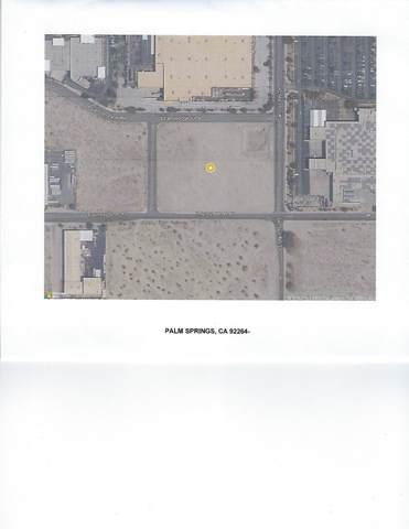 0 E Sunny Dunes & San Luis Rey, Palm Springs, CA 92264 (MLS #219062488) :: KUD Properties