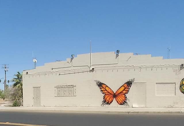 218 N Main St., Blythe, CA 92225 (MLS #219062504) :: Zwemmer Realty Group