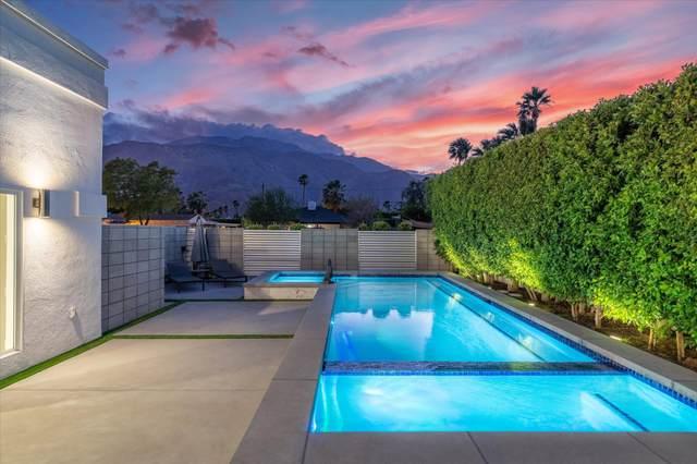 654 N Calle Marcus, Palm Springs, CA 92262 (MLS #219062556) :: KUD Properties