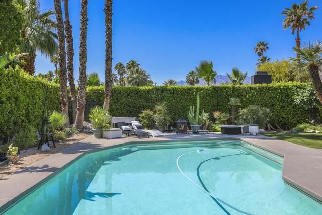 1280 N Avenida Caballeros, Palm Springs, CA 92262 (#219062563) :: The Pratt Group