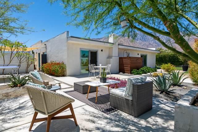 436 W Pico Road, Palm Springs, CA 92262 (MLS #219062575) :: Hacienda Agency Inc