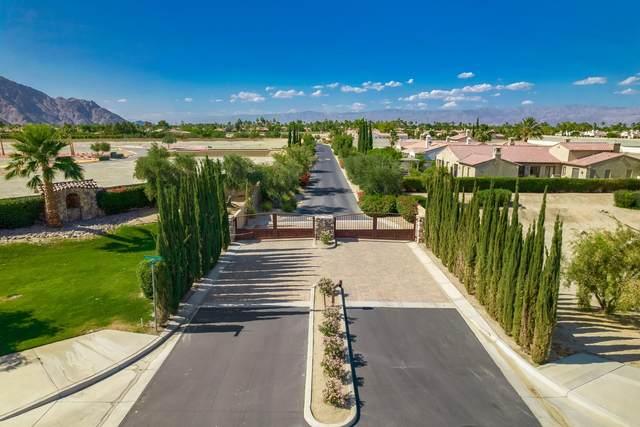 Lot 3 Coral Mountain Court, La Quinta, CA 92253 (MLS #219062614) :: The John Jay Group - Bennion Deville Homes