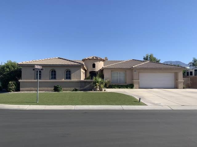 81189 Mariposa Circle, Indio, CA 92201 (MLS #219062630) :: Hacienda Agency Inc